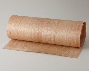 ツキ板 シート【クルミ板目】0.4ミリ厚*450*900:Sサイズ[Quickタイプ](和紙貼り/粘着付き)