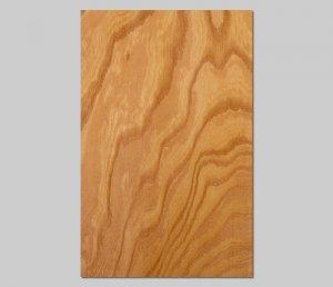 【ケヤキ杢目】A4サイズ(シール付き)天然木のツキ板シート「クイックタイプ」
