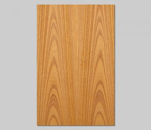 ツキ板 シート【ケヤキ板目】0.4ミリ厚*A4:SSサイズ[Quickタイプ](和紙貼り/粘着付き)