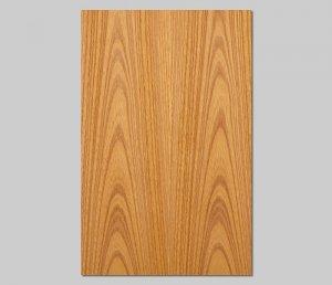 【ケヤキ板目】A4サイズ(シール付き)天然木のツキ板シート「クイックタイプ」