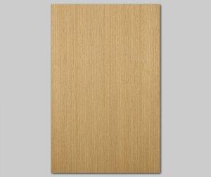 ツキ板 シート【Sハート柾目】0.4ミリ厚*A4:SSサイズ[Quick](和紙貼り/粘着付き)