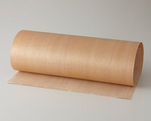 【シルバーハート柾目】450*900(シール付き)天然木のツキ板シート「クイックタイプ」