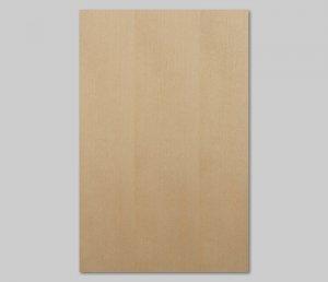 【スプルース柾目】A4サイズ(シール付き)天然木のツキ板シート「クイックタイプ」
