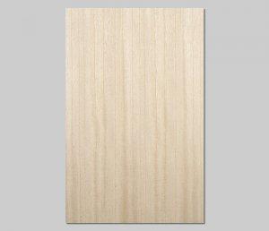 ツキ板 シート【キリ柾目】0.4ミリ厚*A4:SSサイズ[Quickタイプ](和紙貼り/粘着付き)