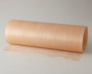 ツキ板 シート【スギ柾目】0.4ミリ厚*450*900:Sサイズ[Quickタイプ](和紙貼り/粘着付き)