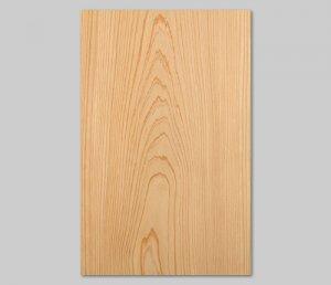 ツキ板 シート【スギ板目】0.4ミリ厚*A4:SSサイズ[Quickタイプ](和紙貼り/粘着付き)