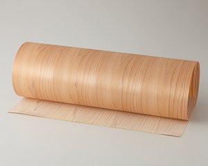 ツキ板 シート【スギ板目】0.4ミリ厚*450*900:Sサイズ[Quickタイプ](和紙貼り/粘着付き)