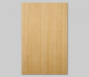 ツキ板 シート【セン柾目】0.4ミリ厚*A4:SSサイズ[Quickタイプ](和紙貼り/粘着付き)
