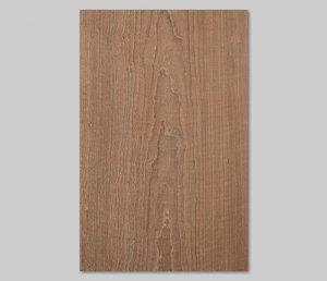 【チーク板目】A4サイズ(シール付き)天然木のツキ板シート「クイックタイプ」