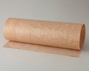 ツキ板 シート【バーズアイMP杢目】0.4ミリ厚*450*900:Sサイズ[Quick](和紙貼り/粘着付き)