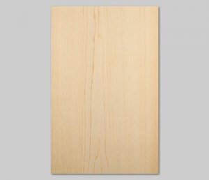 ツキ板 シート【ヒノキ板目】0.4ミリ厚*A4:SSサイズ[Quick](和紙貼り/粘着付き)