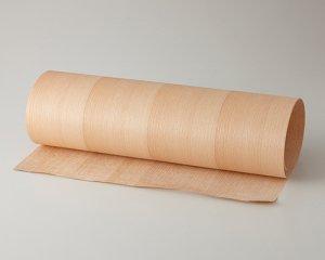 ツキ板 シート【ブナ柾目】0.4ミリ厚*450*900:Sサイズ[Quick](和紙貼り/粘着付き)