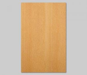 【ベイマツ柾目】A4サイズ(シール付き)天然木のツキ板シート「クイックタイプ」