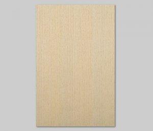 【ホワイトアッシュ柾目】A4サイズ(シール付き)天然木のツキ板シート「クイックタイプ」