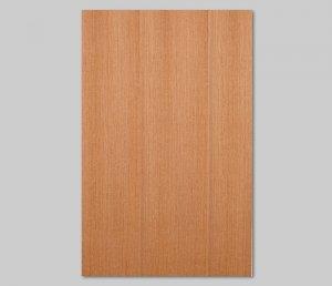 ツキ板 シート【マコレ柾目】0.4ミリ厚*A4:SSサイズ[Quick](和紙貼り/粘着付き)