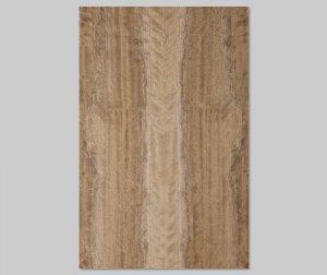 ツキ板 シート【フォックステール柾目】0.4ミリ厚*A4:SSサイズ[Quick](和紙貼り/粘着付き)