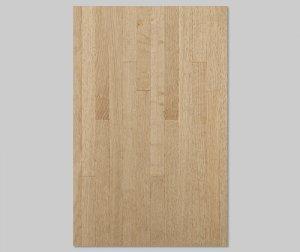 【ホワイトオークブロック】A4サイズ(シール付き)天然木ツキ板シート「クイックタイプ」