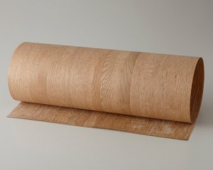 ツキ板 シート【オークブロック】0.4ミリ厚*450*900:Sサイズ[Quick](和紙貼り/粘着付き)