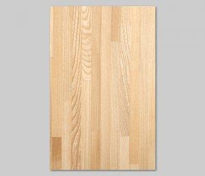 ツキ板 シート【センブロック】0.4ミリ厚*A4:SSサイズ[Quickタイプ](和紙貼り/粘着付き)