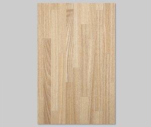 【タモブロック】A4サイズ(シール付き)天然木のツキ板シート「クイックタイプ」