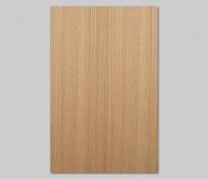 【ニレ柾目】A4サイズ(シール付き)天然木のツキ板シート「クイックタイプ」