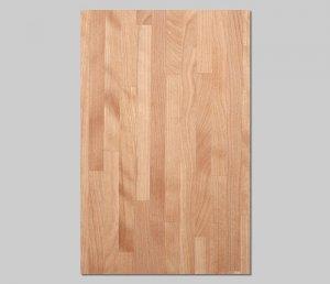 ツキ板 シート【カバブロック】0.4ミリ厚*A4:SSサイズ[Quickタイプ](和紙貼り/粘着付き)