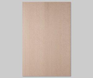 【ベイスギ柾目】A4サイズ(シール付き)天然木のツキ板シート「クイックタイプ」