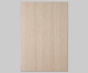 ツキ板 シート【レッドオーク柾目】0.4ミリ厚*A4:SSサイズ[Quick](和紙貼り/粘着付き)