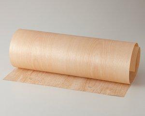 ツキ板 シート【Wバーチ板目】0.4ミリ厚*450*900:Sサイズ[Quick](和紙貼り/粘着付き)