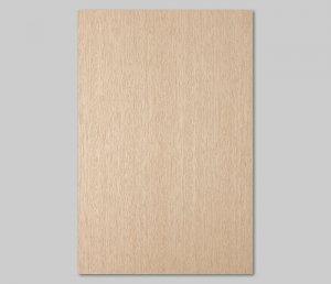 ツキ板 シート【マンガシロ柾目】0.4ミリ厚*A4:SSサイズ[Quick](和紙貼り/粘着付き)