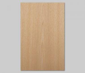 【ヒッコリー板目】A4サイズ(シール付き)天然木のツキ板シート「クイックタイプ」