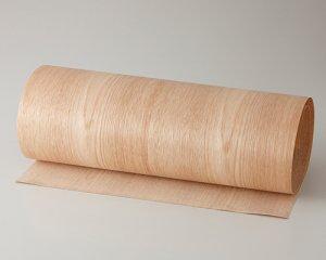 ツキ板 シート【ヒッコリー板目】0.4ミリ厚*450*900:Sサイズ[Quick](和紙貼り/粘着付き)