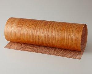 ツキ板 シート【ヤニマツ板目】0.4ミリ厚*450*900:Sサイズ[Quick](和紙貼り/粘着付き)
