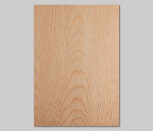 ツキ板 シート【マツ板目】0.4ミリ厚*A4:SSサイズ[Quick](和紙貼り/粘着付き)
