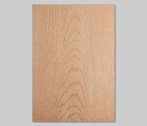 【国産マツ板目】A4サイズ(シール付き)天然木ツキ板シート「クイックタイプ」