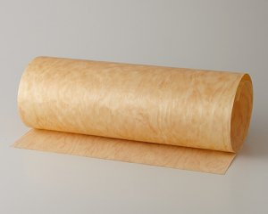天然木のツキ板シート【松杢目】(Mサイズ)0.3ミリ厚Normalタイプ(和紙貼り/糊なし)