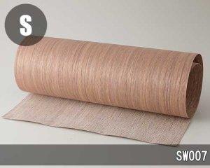 エンジニアウッドのツキ板シート【SW007】(Lサイズ)0.3ミリ厚Normalタイプ(和紙貼り/糊なし)