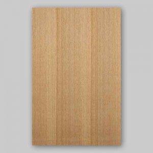 【サンプル】キハダ柾目A4サイズ厚み0.5ミリのEasyタイプの天然木ツキ板シート