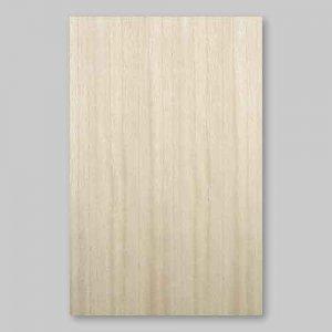 【キリ柾目】A4サイズ(特殊紙貼り)天然木のツキ板シート「イージータイプ」