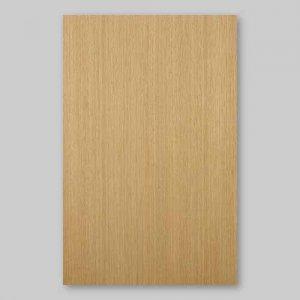 【サンプル】シルバーハート柾目A4サイズ厚み0.5ミリのEasyタイプの天然木ツキ板シート