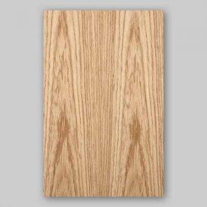 【サンプル】ゼブラ板目A4サイズ厚み0.5ミリのEasyタイプの天然木ツキ板シート