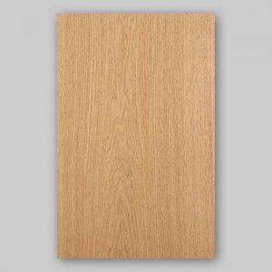【サンプル】タモ板目A4サイズ厚み0.5ミリのEasyタイプの天然木ツキ板シート