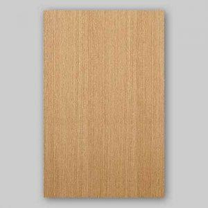 【サンプル】タモ柾目A4サイズ厚み0.5ミリのEasyタイプの天然木ツキ板シート