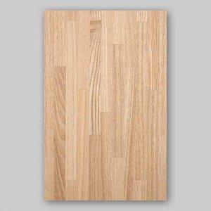 【サンプル】タモブロックA4サイズ厚み0.5ミリのEasyタイプの天然木ツキ板シート