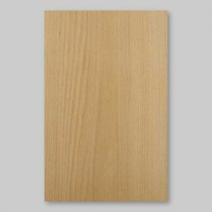 【サンプル】ブナ板目A4サイズ厚み0.5ミリのEasyタイプの天然木ツキ板シート