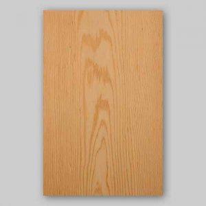 【サンプル】ベイマツ板目A4サイズ厚み0.5ミリのEasyタイプの天然木ツキ板シート