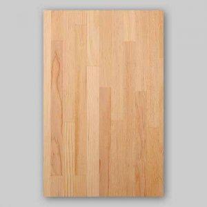 【サンプル】ベイマツブロックA4サイズ厚み0.5ミリのEasyタイプの天然木ツキ板シート