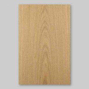 【サンプル】オーク板目A4サイズ厚み0.5ミリのEasyタイプの天然木ツキ板シート