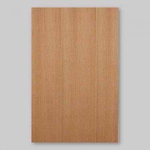 【サンプル】マコレ柾目A4サイズ厚み0.5ミリのEasyタイプの天然木ツキ板シート