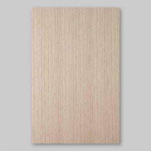 【サンプル】レッドオーク柾目A4サイズ厚み0.5ミリのEasyタイプの天然木ツキ板シート